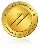 the joint commission national quality approval logo